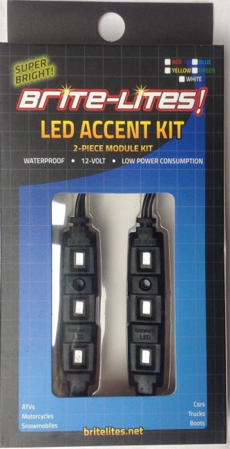 Accent Modules in Box