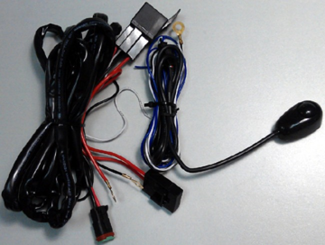Heavy Duty Wiring Harness