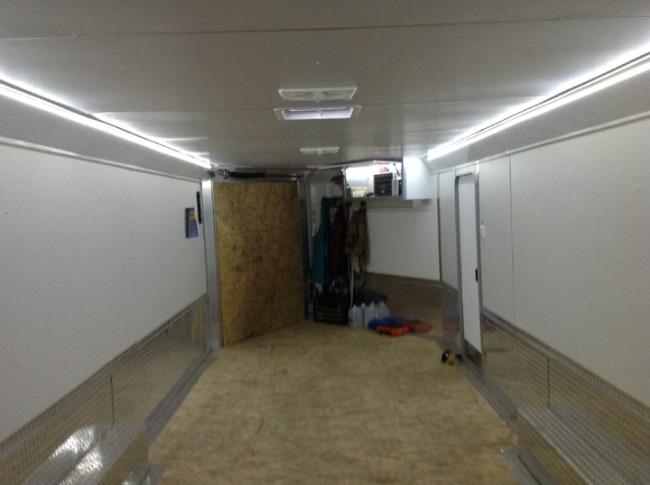 Enclosed Trailer Led Strip Lights 28 Images Blue Led 4 Quot 12v Boat Trailer Utility Strip