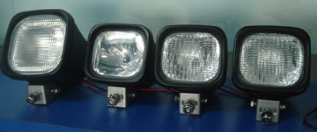 Available Work lights